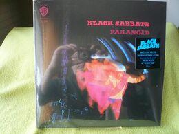 Black Sabbath - 33t Vinyle Rouge - Paranoid - Neuf & Scellé - Hard Rock & Metal