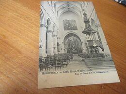 Herentals, Kerk Sinte Waldetrudis, Edit Hipp De Clerck De Kock - Herentals