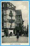 14 -  Calvados - Caen Rue Saint Jean (N1221) - Caen
