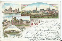 PAYS BAS - Gruss Aus STEYL - Holanda