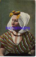 139459 NEW ZEELAND COSTUMES WOMAN POSTAL POSTCARD - Neuseeland