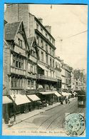 14 - Calvados - Caen Vieilles Maisons Rue Saint Pierre (N1224) - Caen