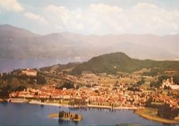 Cartolina - Angera - Lago Maggiore - 1970 Ca. - Varese