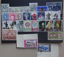 BELGIE   (15)  1964     Samenstelling  Tussen  Nr. 1281  En  1306   Zie Foto   Gestempeld  CW 15,00 - Used Stamps