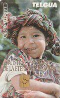 GUATEMALA. NIÑA - GIRL. NEBAJ. GT-TLG-0015B. (028). - Guatemala