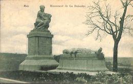 Huy - Monument De La Buissière - Huy