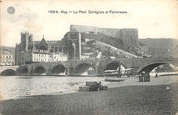 Huy - Le Pont Collégiale Et Forteresse (G. Hermans 1911) - Huy