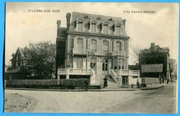 14 - Calvados - Villers Sur Mer Villa Saint Pierre (N1228) - Villers Sur Mer