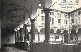 Huy - Intérieur Du Vieux Palais De Justice Et Cour De L'ancienne Prison (G. Hermans) - Huy