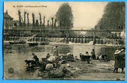 14 - Calvados - Caen La Passerelle Et L'Orne (N1230) - Caen
