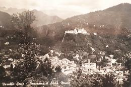 Cartolina - Varallo Sesia - Panorama E Sacro Monte - 1950 Ca. - Vercelli