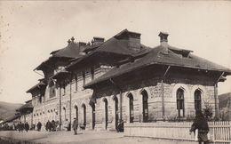 Piatra Neamt   1930 -----  Gara , Palyaudvar , Bahnhof , Moldavia - Roemenië