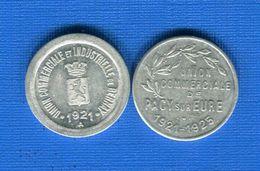 2  Jetons - Monedas / De Necesidad