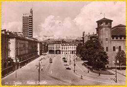 TORINO - Piazza Castello - Places & Squares