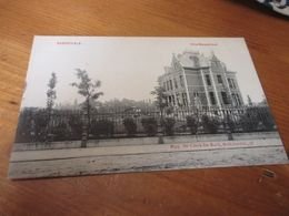 Herentals, Villa Nieuwstraat, Edit De Clerck De Kock - Herentals