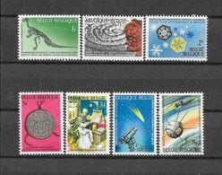 België 1966 Y&T Nr° 1374/80 (**) - Belgium