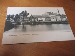 Herentals, Bassin , Hikstraat, Edit Bongaerts Verbeeck - Herentals