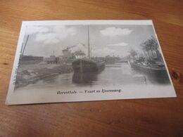 Herentals, Vaart En Ijzererenweg, Edit DVD, L Bongaerts - Herentals