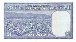 RHODESIA P. 38a 1 D 1979 UNC - Rhodesia