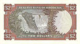 RHODESIA P. 39 2 D 1979 UNC - Rhodesia