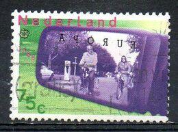 PAYS-BAS. N°1314 Oblitéré De 1988. Europa'88/Vélo. - 1988