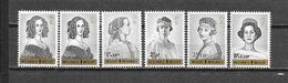 België 1962 Y&T  Nr 1233/38 (**) - Belgium