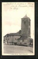 CPA Blismes, Eglise Et Monument - Sin Clasificación