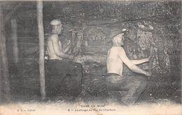 ¤¤    -   METIERS   -   Dans La Mine   -  Abattage Au Pic Du Charbon   -  Mineur    -  ¤¤ - Mines