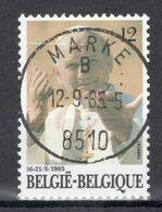 BELGIE: COB 2166 Mooi Gestempeld. - Belgium