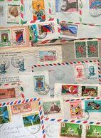 MADAGASCAR  Lot 31 Enveloppe Cover Voir Scan - Madagascar (1960-...)