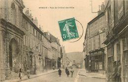 ARBOIS Rue De L'hôtel De Ville - Arbois