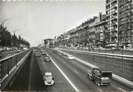 Belgique - Bruxelles - Tunnel , Sortie Vers La Porte De Namur - Corsi