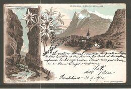 Carte P De 1902 ( Grindelwald ) - BE Berne