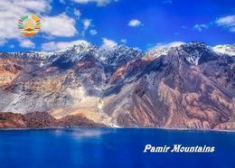Tajikistan Pamir Mountains UNESCO New Postcard Tadschikistan AK - Tadjikistan