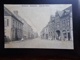 Wetteren: Zandstraat - Rue Des Sables -> Onbeschreven - Wetteren