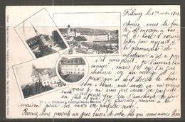 Carte P De 1904 ( Fribourg / Collège Saint-Michel ) - FR Fribourg