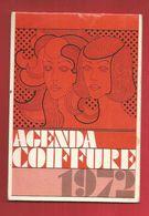 Agenda Calendrier De 1972- Montauban (82) Salon RENAUD - Formato Piccolo : 1961-70