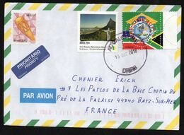 BRESIL BRASIL  Enveloppe Cover 15 08 2018 - Brazil