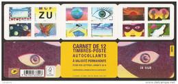 2015 Carnet Adhésif - BC 1178 La VUE - NEUF - LUXE ** NON Plié - Libretas