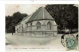 CPA-Carte Postale -France-Caen- Chapelle Saint Georges-1906 VM19824 - Caen