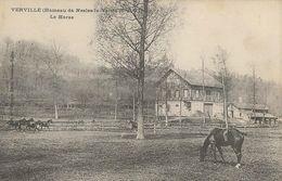 NESLES LA VALLEE  - Verville Hameau De Nesles -  Le Haras. - Nesles-la-Vallée