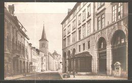 Carte P De 1914 ( Le Locle / Post Et Musée ) - NE Neuchâtel