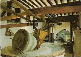 ESPAGNE - PUERTO DE SOLLER - MALLORCA - HOSTAL ES PORT-BAR ALMAZARA SIGLO XVI-MOULIN A HUILE XVI SIECLE-CPM Grand Format - Mallorca