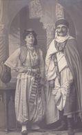 "Carte Photo Tunisie  "" Couple De Riche Bourgeois Mauresque  ""  Ref  20/818 - Tunesien"