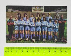 USSR Soccer Calendar Dynamo Kiev Women's Team 1990 - Apparel, Souvenirs & Other