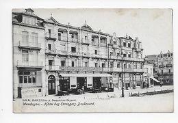 Wenduine Wenduyne - Hôtel Des Etrangers. Boulevard  1907 DVD 12460 - Wenduine