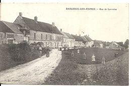 BASLIEUX LES FISMES. RUE DE LORRAINE - Autres Communes