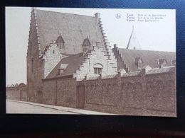 Ieper - Ypres: Zicht Uit De Yperleistraat -> Onbeschreven - Ieper
