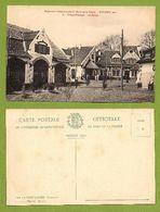 CARTE POSTALE ANCIENNE DE ROUBAIX - EXPOSITION 1911- VILLAGE FLAMAND - LA FERME - Roubaix