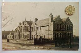 Ormskirk, Grammar School, 1911 - England